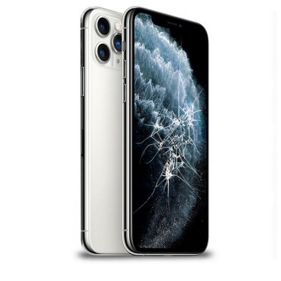 Reprise écran casse iPhone 11 Pro Max original Rachat écran cassé iPhone 11 Pro Max