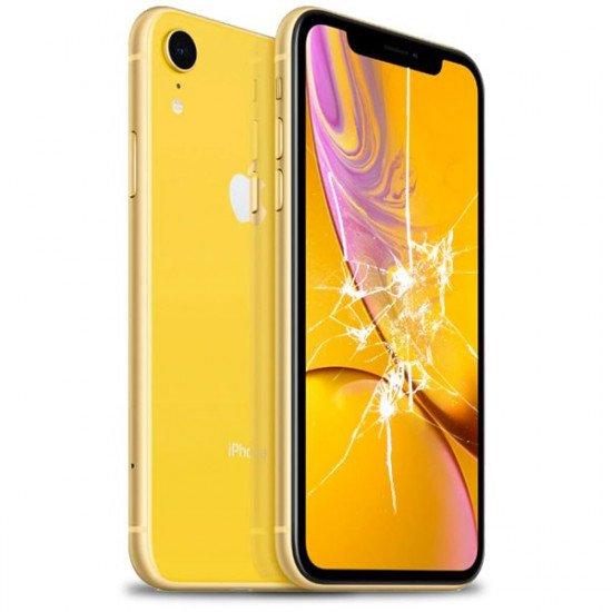 Reprise écran casse iPhone XR original Rachat écran cassé iPhone XR