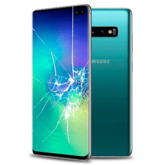 Recyclage d'écran Galaxy S10 Plus Rachat écran Samsung Galaxy S10 Plus (G975F)