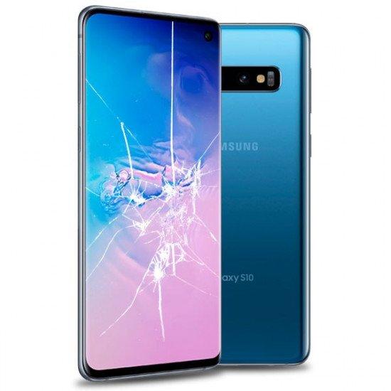 Recyclage d'écran Galaxy S10 Rachat écran Samsung Galaxy S10 (G973F)
