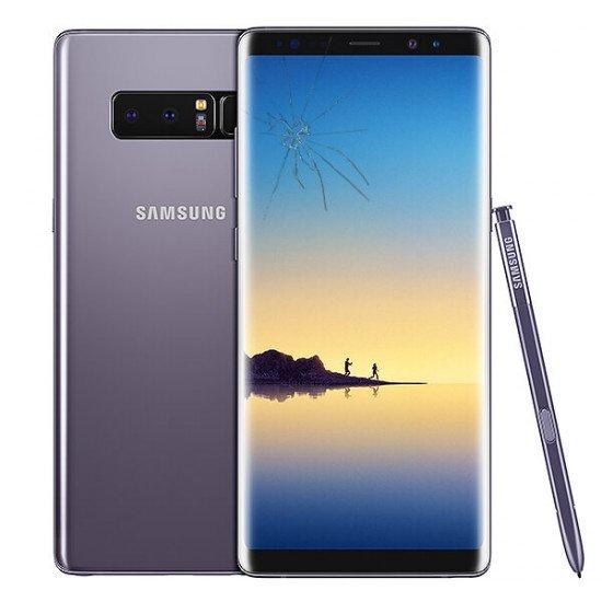 Reprise écran cassé Galaxy Note 8 Rachat écran casse Samsung Note8 (N950F)
