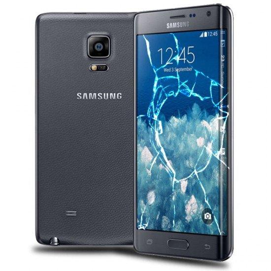 Reprise écran cassé LCD  Note EDGE Rachat écran casse Samsung Galaxy Note Edge