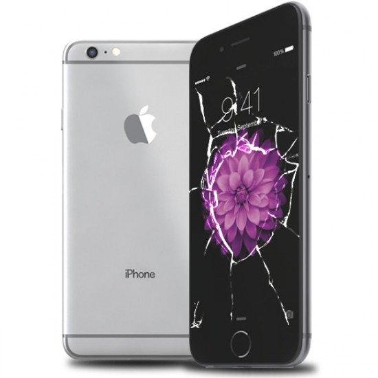 Rachat ecran casse LCD iPhone 6 Plus original recyclage ecran cassé iPhone 6 Plus