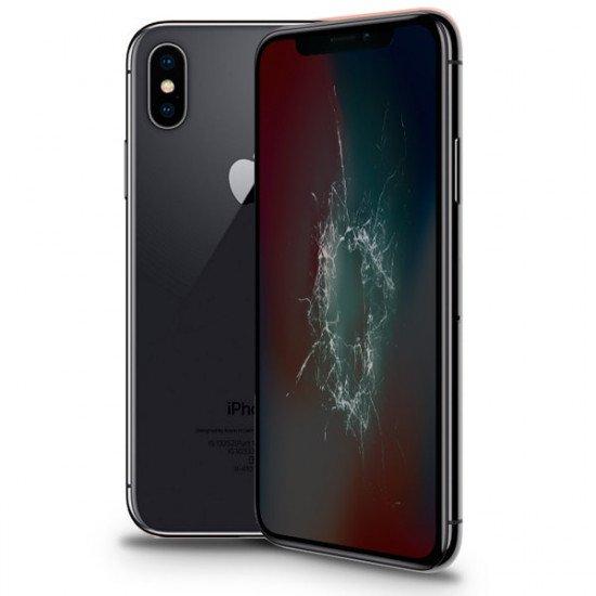 Reprise écran casse iPhone X original Rachat écran cassé iPhone X