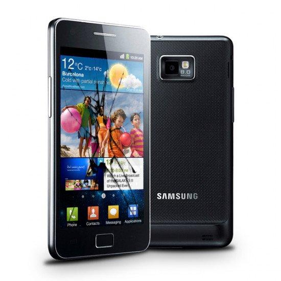 Reprise écran cassé LCD Galaxy s2 Rachat écran casse Samsung Galaxy s2