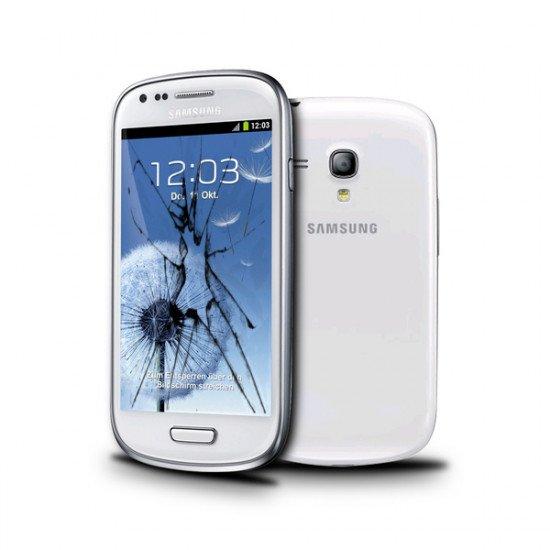 Reprise écran cassé LCD Galaxy s3 mini Rachat écran casse Samsung S3 mini