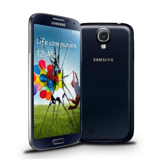 Reprise écran cassé LCD Galaxy S4 Rachat écran casse Galaxy S4