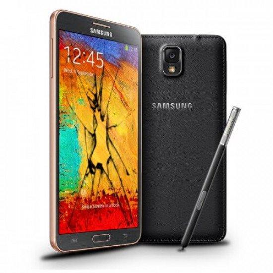 Reprise écran cassé LCD Galaxy Note 3 Rachat écran casse Samsung Note 3